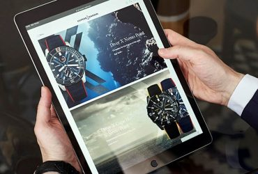 E-COMMERCE LAUNCH : ULYSSE NARDIN TAKES THE LEAP