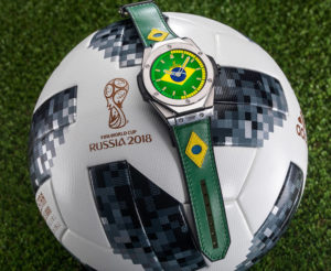 Hublot i Fudbal su povezani