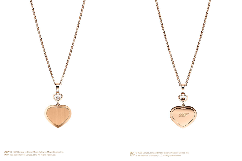 Chopard Happy Hearts Golden Hearts Maestro Jewelers 2