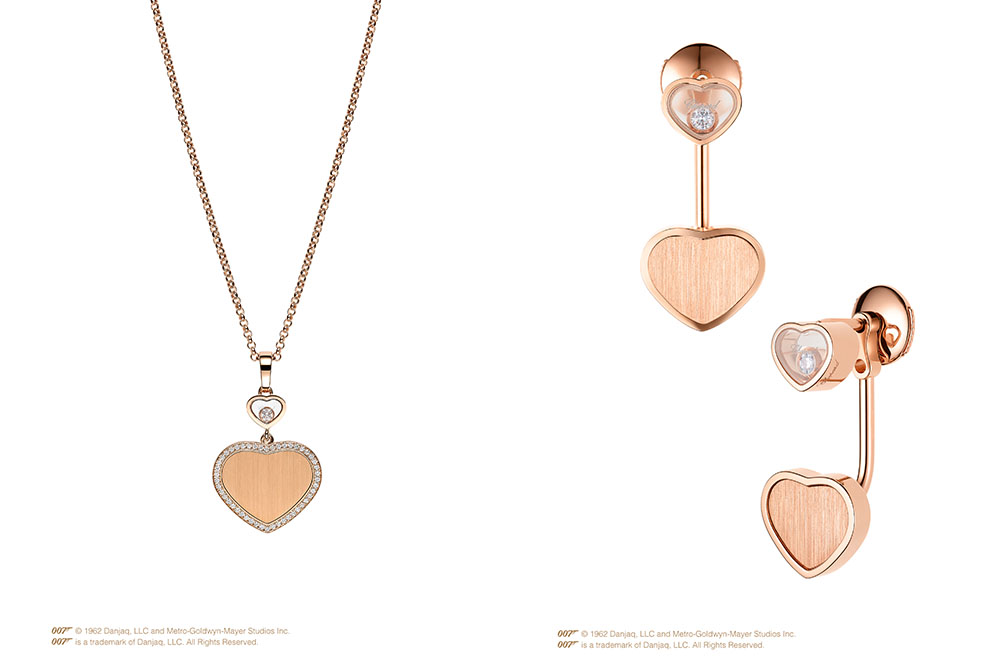 Chopard Happy Hearts Golden Hearts Maestro Jewelers 3