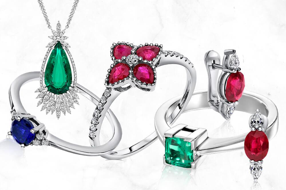 rubin safir i smaragd maestro jewelers 1a
