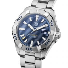 Tag Heuer Aquaracer - 41mm - Maestro Jewelers 1