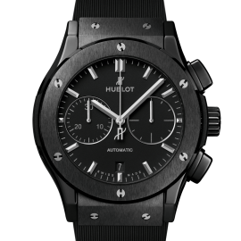 Classic Fusion Chronograph Black Magic 45mm - Maestro Jewelers