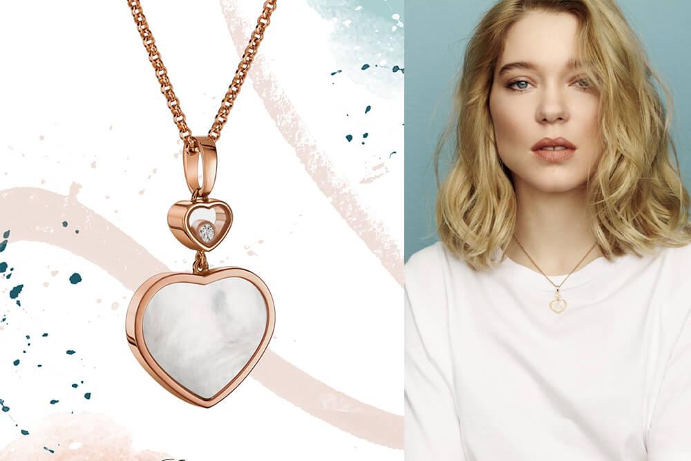 Ogrlice sa dijamantima