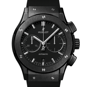 Hublot Classic Fusion Aerofusion Black Magic - Maestro Jewelers
