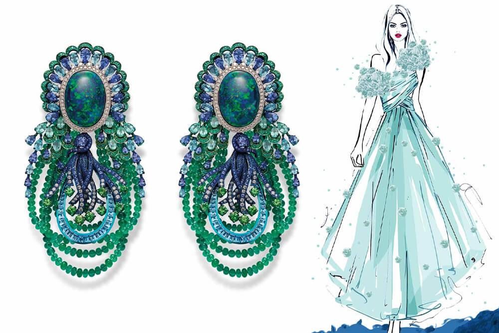 Chopard dijamantski nakit