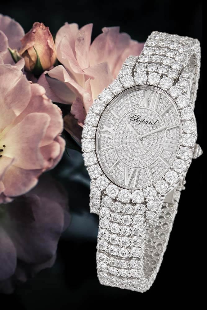 Chopard sat kao nakit