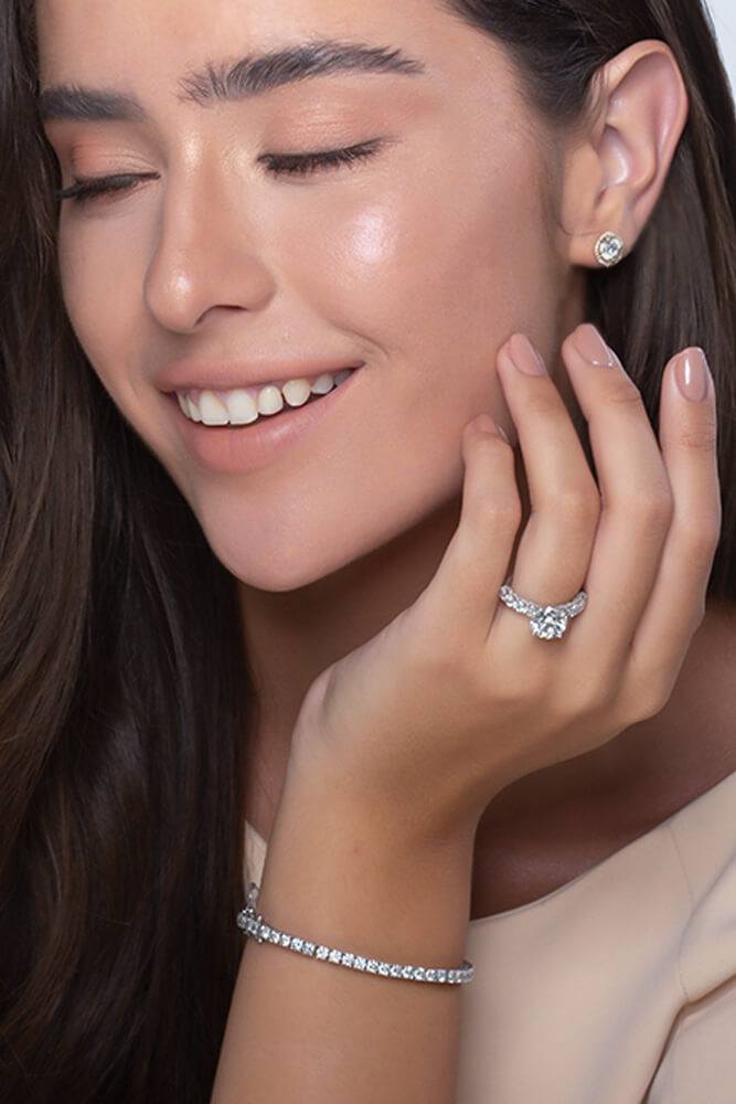 Dijamantski nakit za svečane prilike