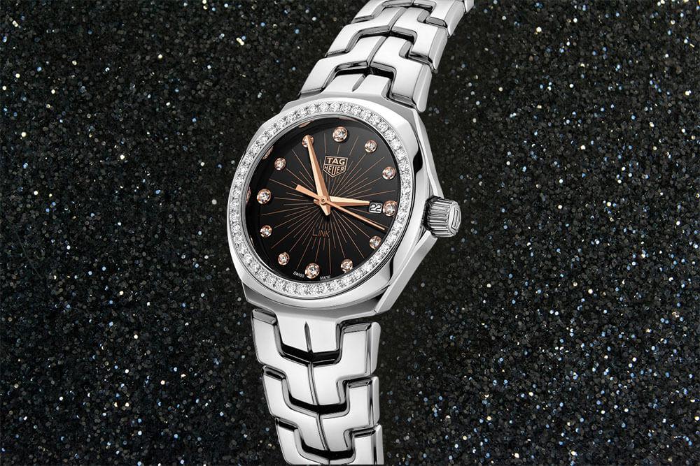 Luksuzni dijamantski satovi sa dijamantima