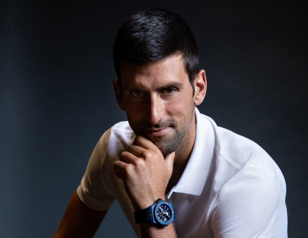 Novak Đoković, novi Hublot ambasador